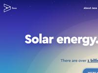 Jaza Energy | Marketing Website