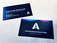 Artboard Artisan | Business Cards