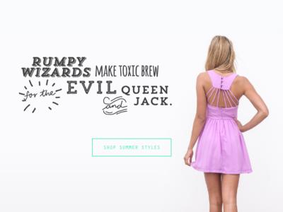 Secrets hand-drawn fashion modern typography playful