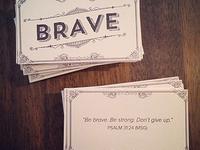 Brave Ticket