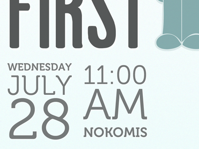 promo poster for lukew's 'mobile first' talk