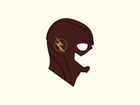 CW The Flash Mask