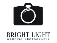 Bright Light Wedding Photography Logo Design
