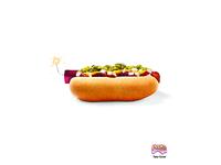 Pepto Bismol Hotdog Ad