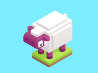 Cubic Sheep
