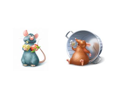 In devotion to Ratatouille rat ratatouille icon bin strawberry cheese