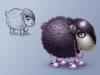 Emo-sheep