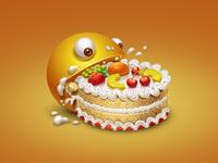 Pacman Birthday