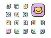 Icons for Mapzen Maps