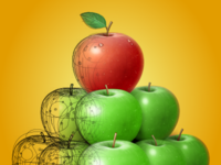 Apples for StalFond pension fund