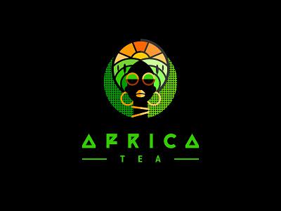 Аfrica ui logosmyk vector illustration logotype logofolio logodesign design branding logo