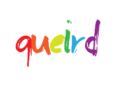 Queird Logo lesbian gay queer ally asexual transgender bisexual dyke