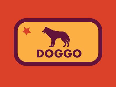 California Doggo flag california illustration pupper doggo memes meme