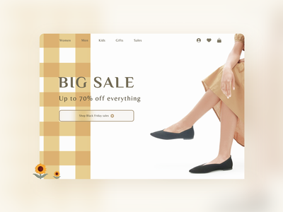 Black Friday Landing Page conscious fashion shopping landingpage website ecommerce shop sales blackfriday shop ecommerce logo branding uxdesign ux uidesign ui minimal inspiration design app