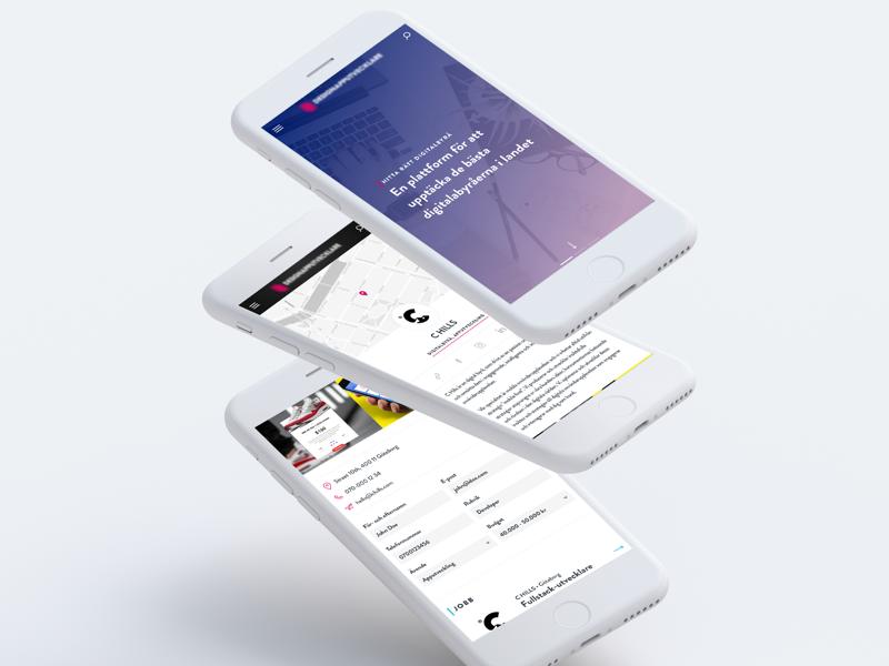 Work Platform - Web user experience user interface gradient clean app simple ux ui web