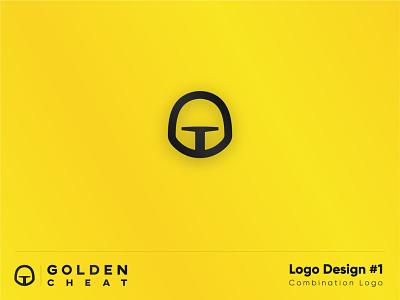 LOGO - GOLDEN CHEAT logos golden gold game logo design logo