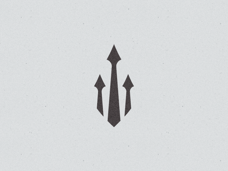 Trident Tattoo Company: Trident WIP By Damian Kidd On Dribbble
