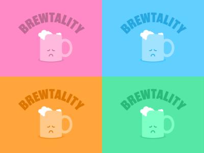 BREWTALITY cup tshirt brewtality tea english tea