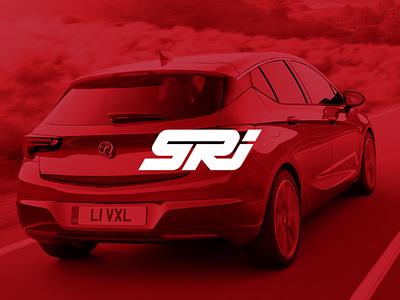 SRI brand identity vauxhall motor car identity logo