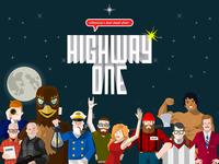 Highway One Roadtrip