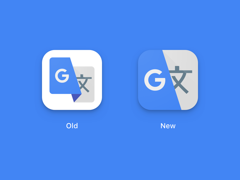 Google Translate apple ios iconography google translate google app icon icon