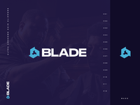 BLADE hardware brand identity identity blade logo tools hair clippers barber