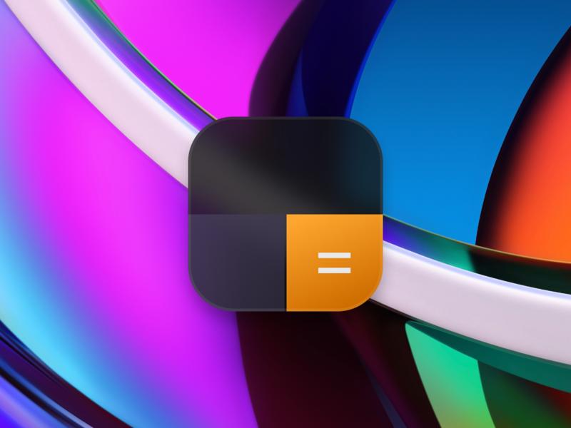Calculator mk2 calculator iconography icons icon big sur ios