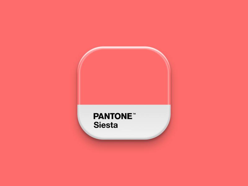 Pantone Icon colour iconography pantone icon