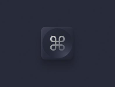 CMD cmd command app icon iconography icon