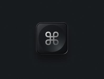 CMD V2 app icon icongraphy cmd command icon
