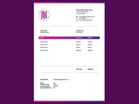 New Invoice V2