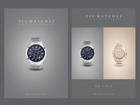 TIC Watches Advertisements