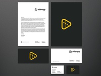 Inferapp Stationery