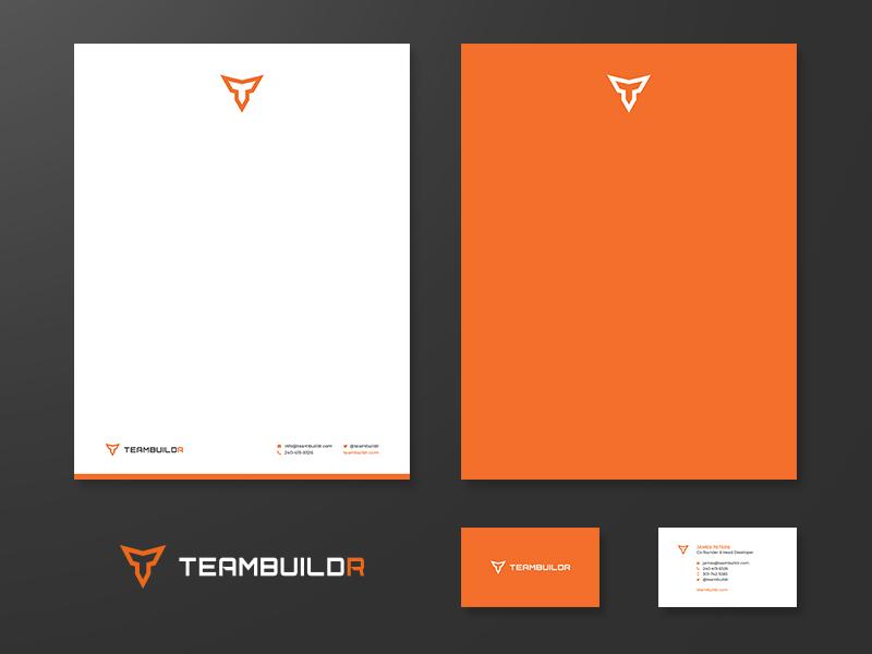 Team Stationery by Damian Kidd | Dribbble | Dribbble