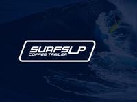 Surfsup Coffee Trailer
