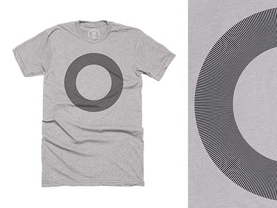 Nucleus T-shirt tshirt cotton bureau geometric design t-shirt