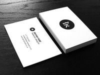 Damian Kidd Business Card