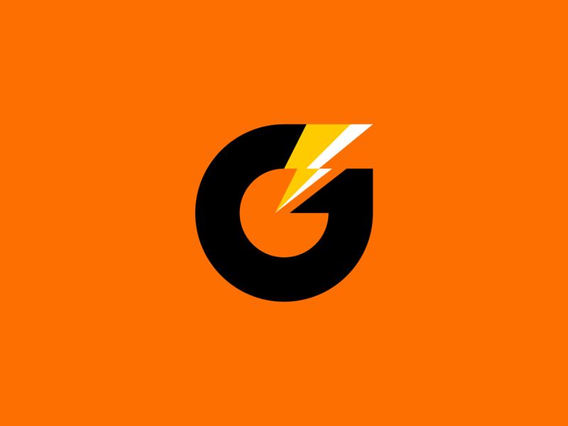 Gatorade Rebrand gatorade energy bolt energy drink energy lightning bolt branding identity logo