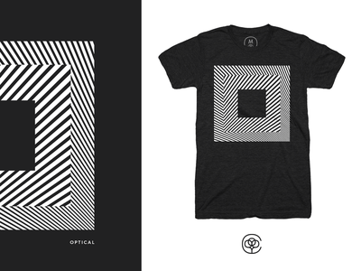 Optical Dillusion creative design optical illusion t-shirt t-shirt design tshirt design apparel