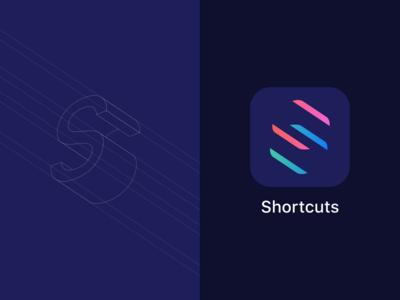 Refined Shortcuts Icon