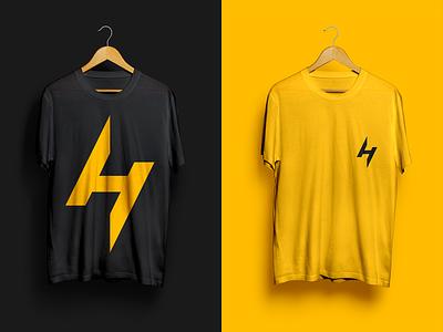 SnapHero T-Shirts monogram branding logo identity clothing snaphero tshirt design tshirts apparel