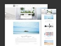 Basic Simple Blog