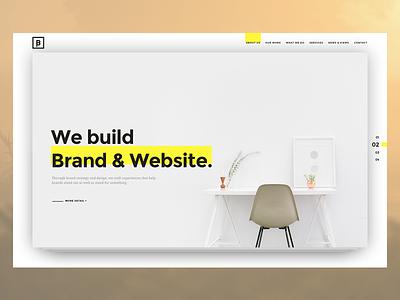 BasicLab Demo simple minimalist minimal brand demo basic