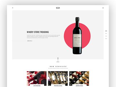 """BETTER"" Minimal Shop 2 concept creative minimalist simple trend wordpress brand shop logo"