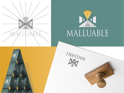 malluable udemy project ceo business card design business card stamp design illustrator company branding company logo company life coaching life coach corporate identity corporate design branding design brand identity branding logo design logo graphic design udemy