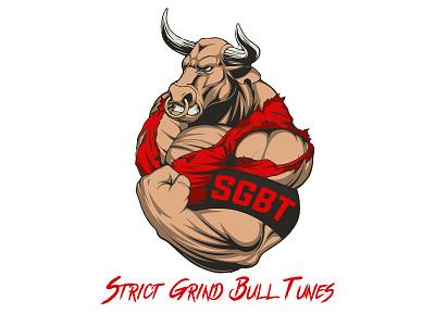 Bull Logo Design illustration logo business logo design logo design branding bull design illustration animation