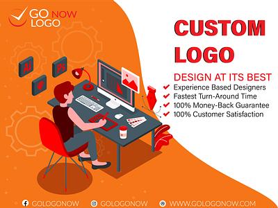 Upto 40% Discount On All Our Custom Logo Designs. typogaphy business logo design ui ux typography vector illustration trending branding designs discount custom logo design logo