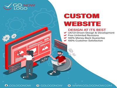 Upto 40% Discount On All Our Custom Web Designs. web app ui ux animation illustration branding website design development design website web design