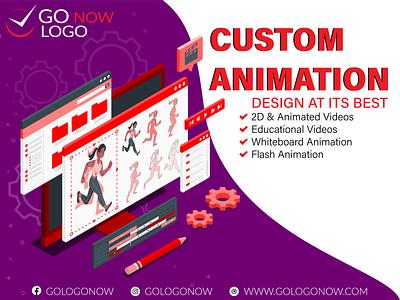 Up to 40% Off On All Our Custom Animation. trending trending ui video ux ui design custom design illustration branding flash animation whiteboard animation 2d animation custom animation custom animation