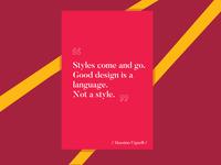 Design Language_Vignelli